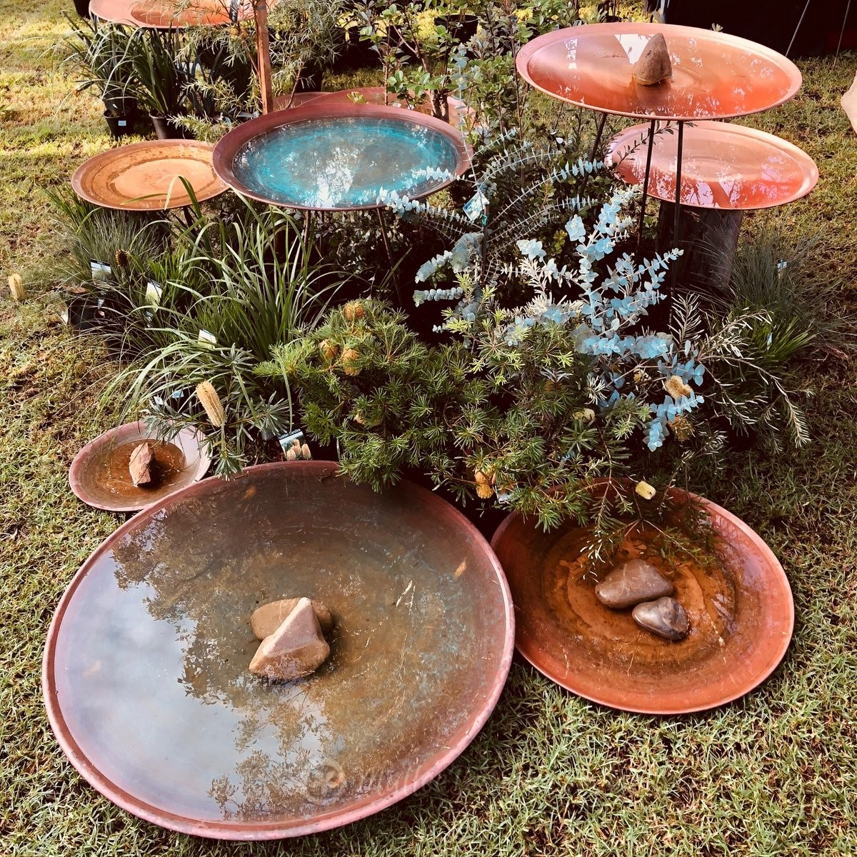 Mother appreciation day: 10% discount on Mallee Spun Copper Dishes